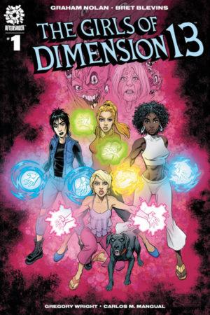 Girls of Dimension 13 #1