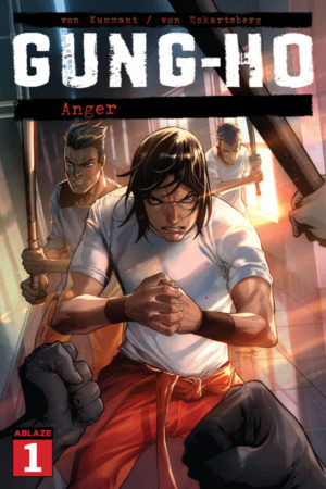 Gung-Ho: Anger #1