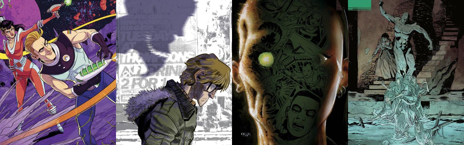 Solicitations: August 2021 – Dark Horse Comics