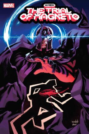 X-Men: Trial of Magneto