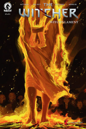 Witcher: Witch's Lament #1