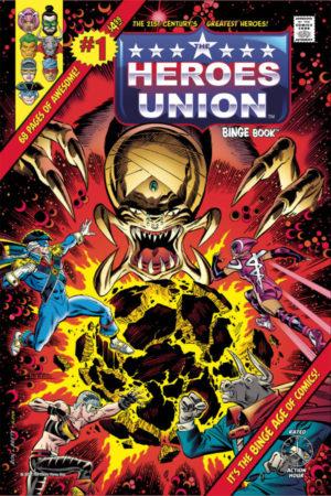 Heroes Union #1