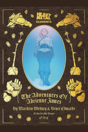 Adventures of Adrienne James #1