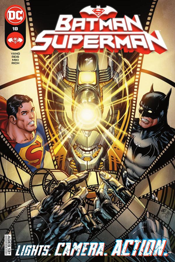 Batman / Superman (2019-) #18