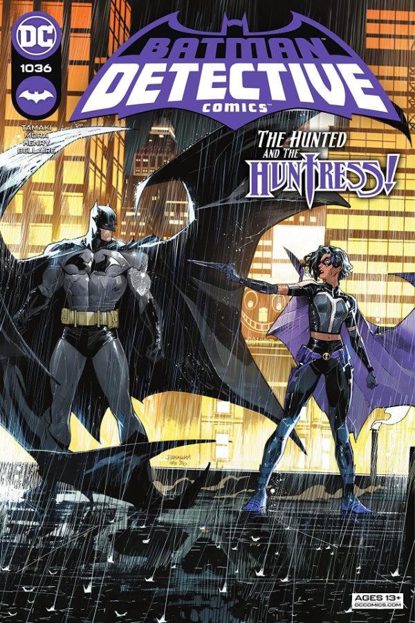 Detective Comics (2016-) #1036