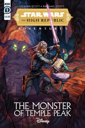 Star Wars, High Republic Adventures: Monster of Temple Peak #1