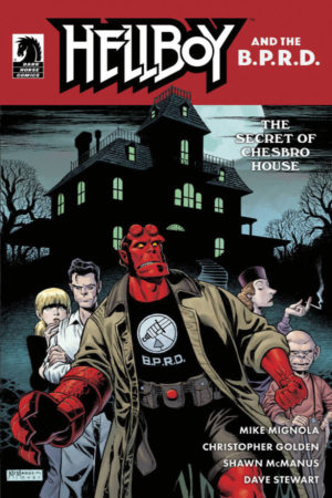 Hellboy and the B.P.R.D.: Secret of Chesbro House