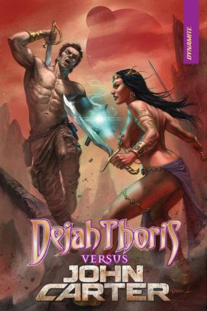 Dejah Thoris vs John Carter of Mars