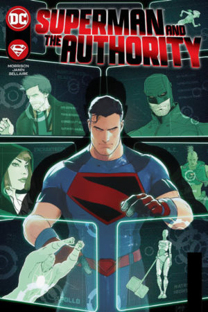 Superman and the Authority