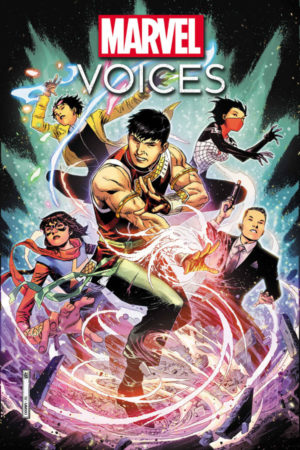 Marvel Voices: Identity