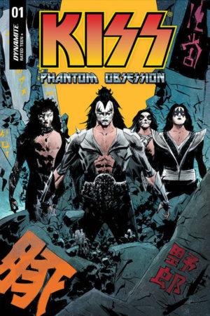 Kiss: Phantom Obsession #1