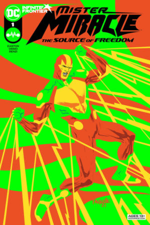 Mister Miracle: The Source of Freedom (2021) #1