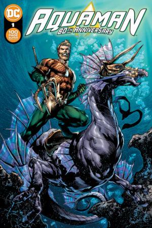 Aquaman: 80th Anniversary Special #1