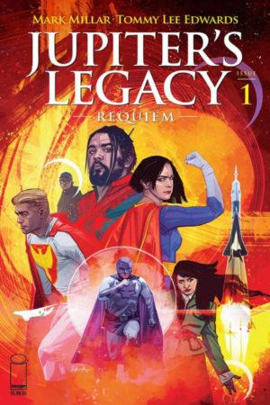 Jupiter's Legacy: Requiem #1