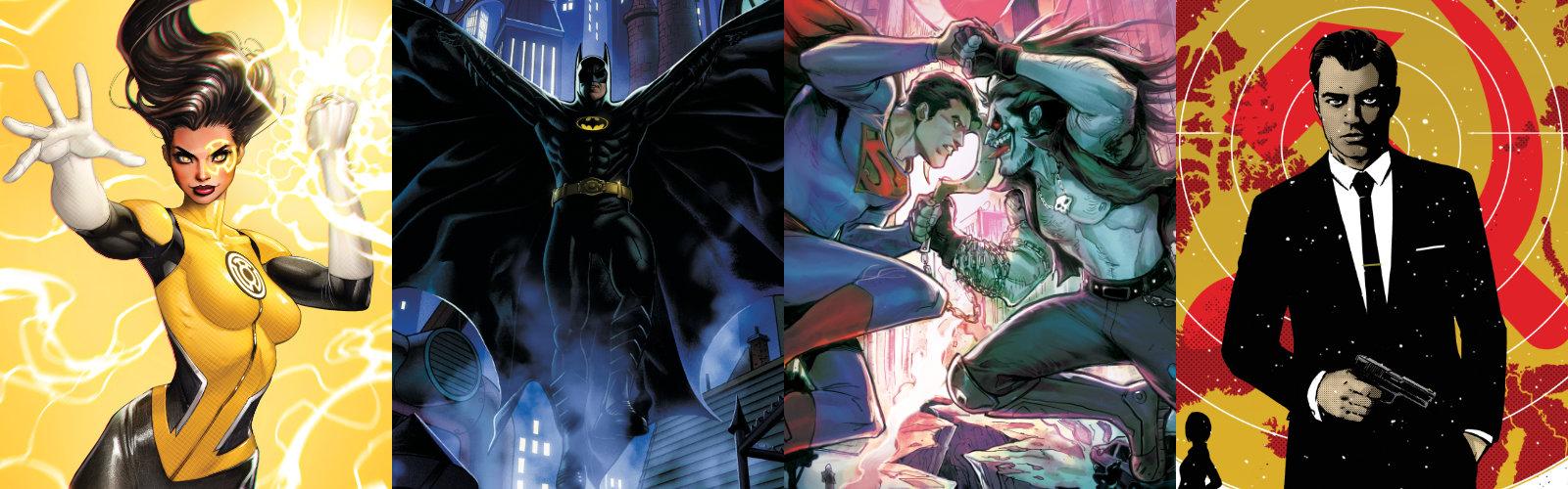 Solicitations: August 2021 – DC Comics