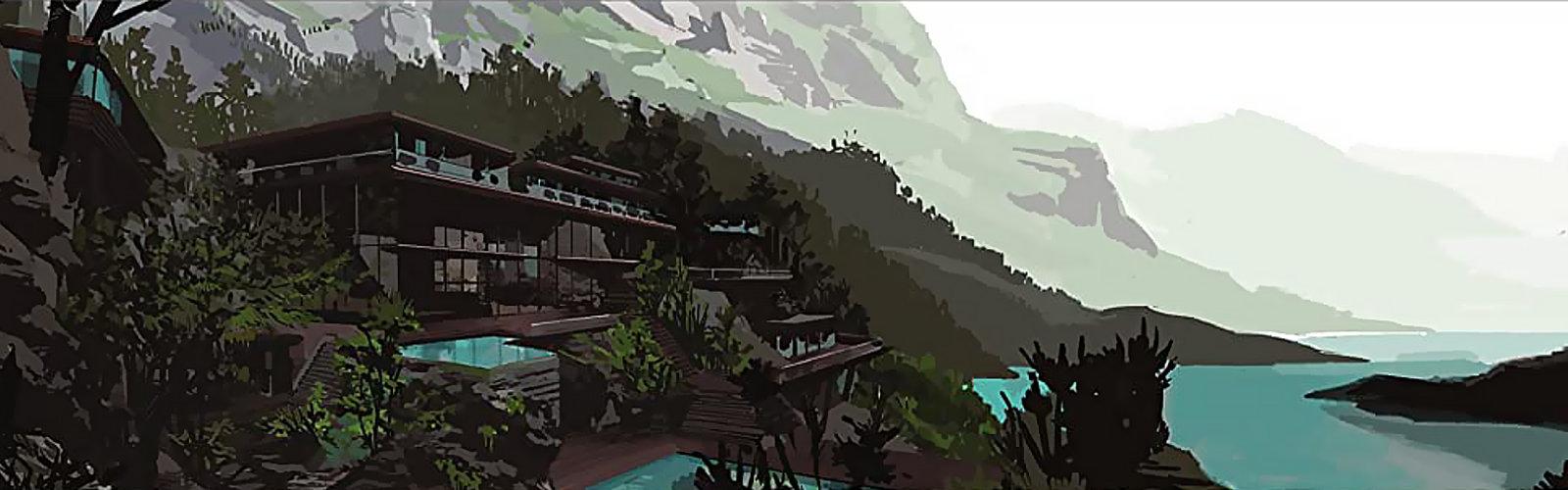 Nice House on the Lake #1