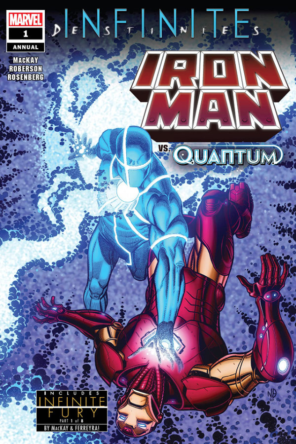 Iron Man: Annual (2020) #1