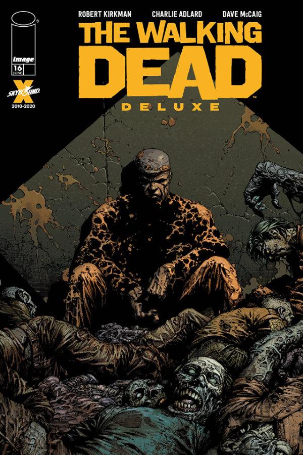 Walking Dead (Deluxe) #16