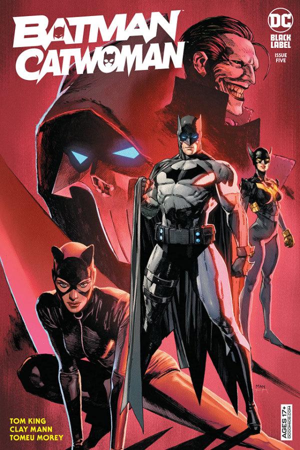 Batman / Catwoman (2020-) #5