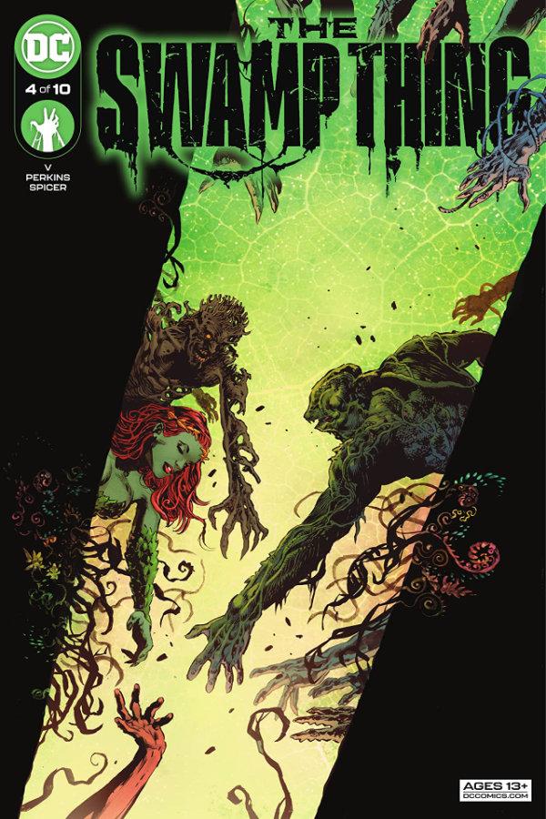 Swamp Thing (2021-) #4