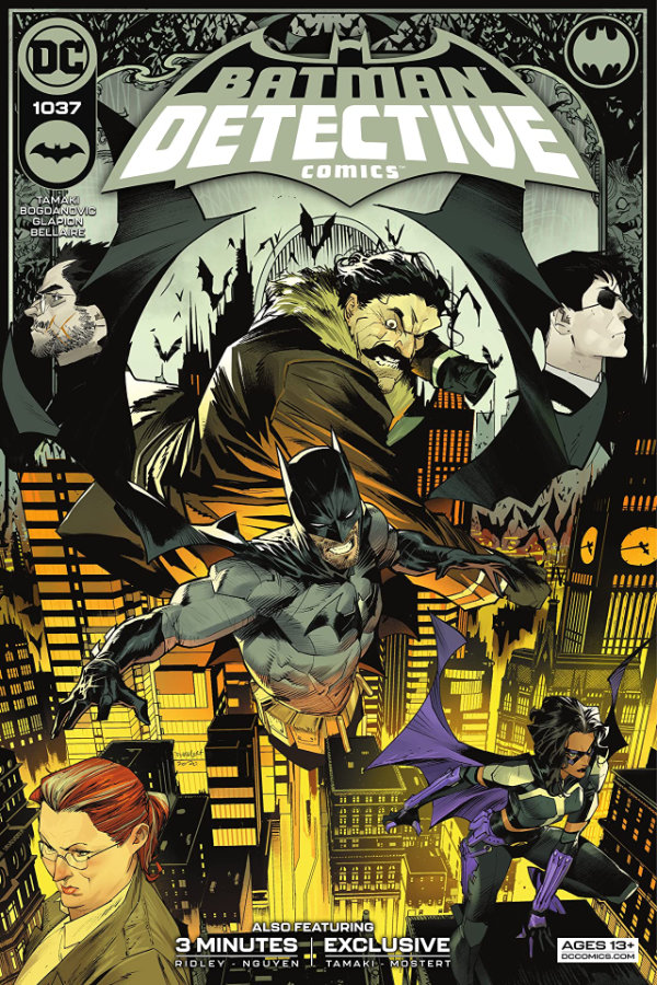 Detective Comics (2016-) #1037
