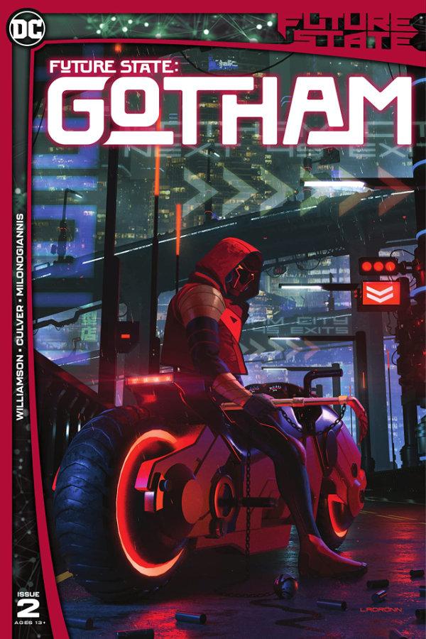 Future State: Gotham (2021-) #2