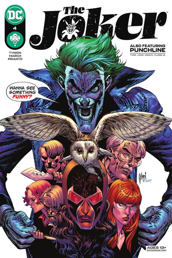 Joker (2021-) #4