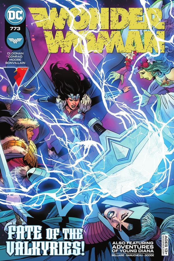Wonder Woman (2016-) #773