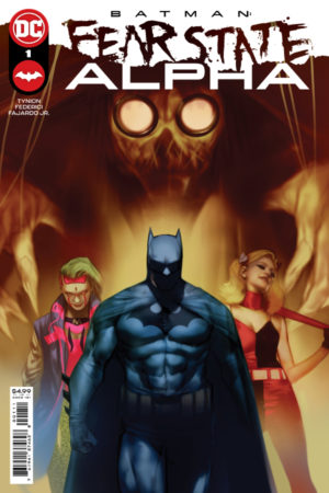 Batman: Fear State - Alpha #1