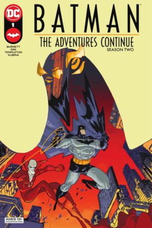 Batman: The Adventures Continue - Season Two #1