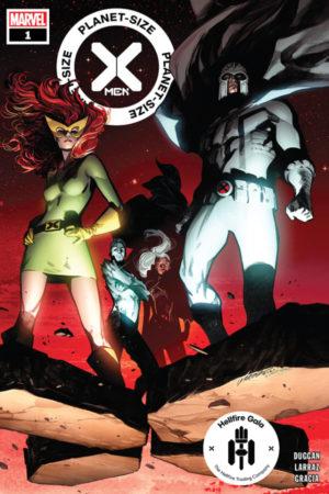 Planet-Size X-Men #1