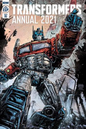 Transformers: Annual 2021