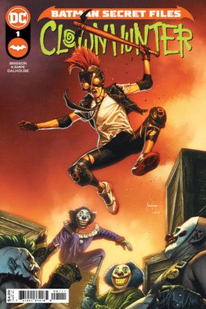 Batman: Secret Files - Clownhunter #1