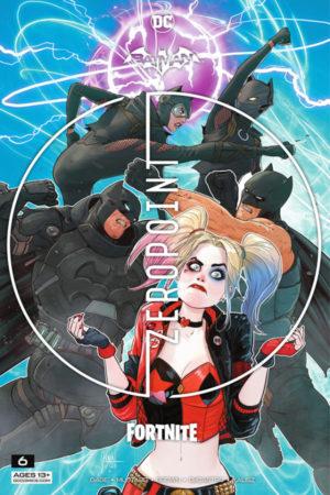 Batman / Fortnite: Zero Point (2021-) #6