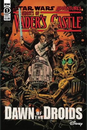 Star Wars Adventures: Ghosts of Vader's Castle #1