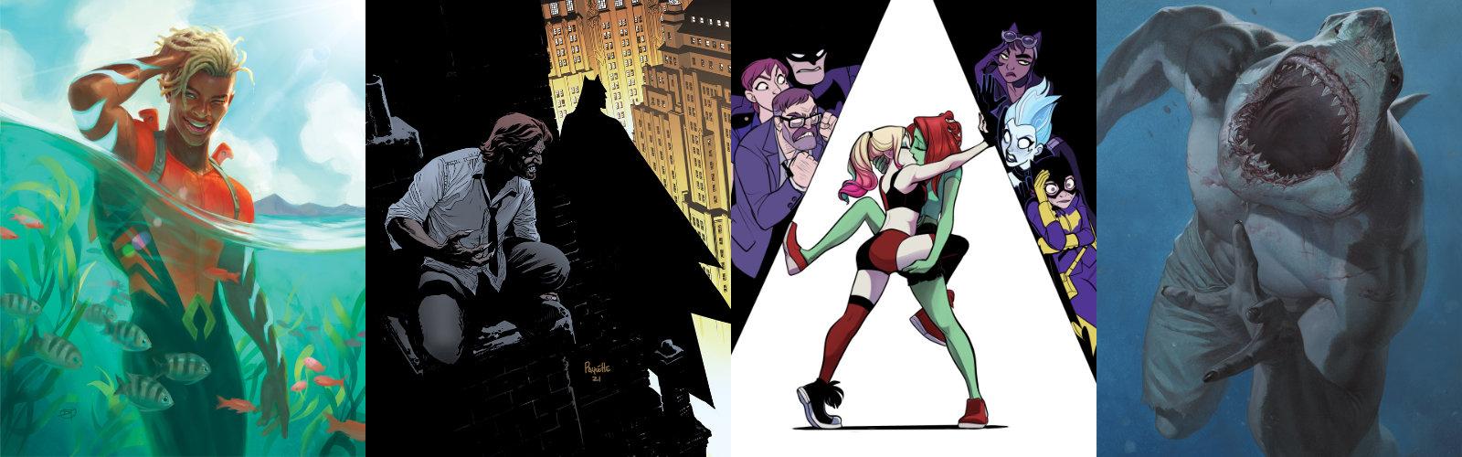 Solicitations: September 2021 – DC Comics