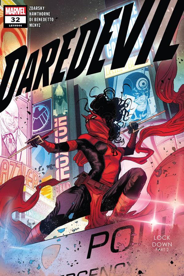 Daredevil (2019-) #32