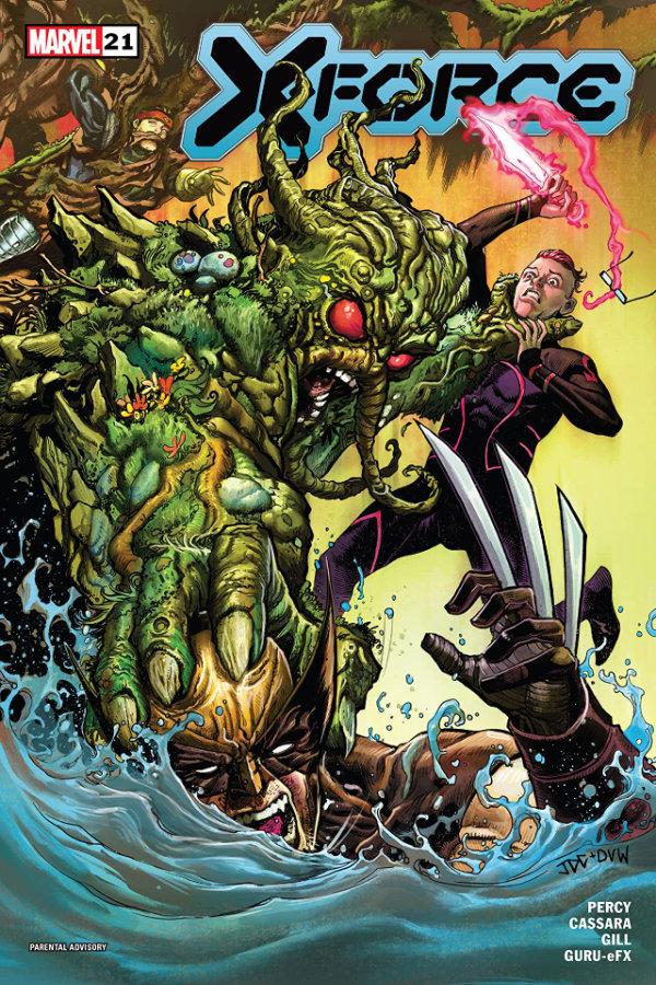 X-Force #21