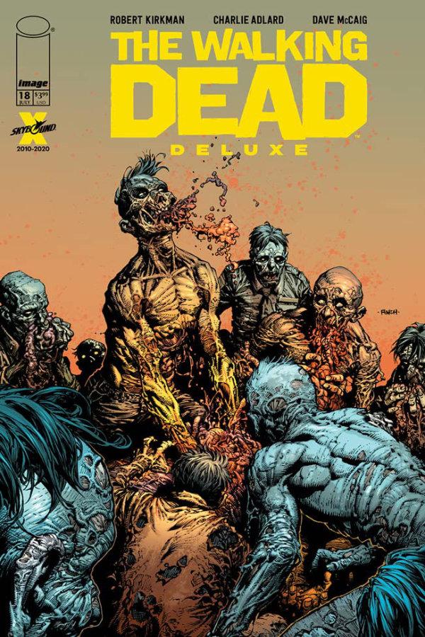 Walking Dead (Deluxe) #18