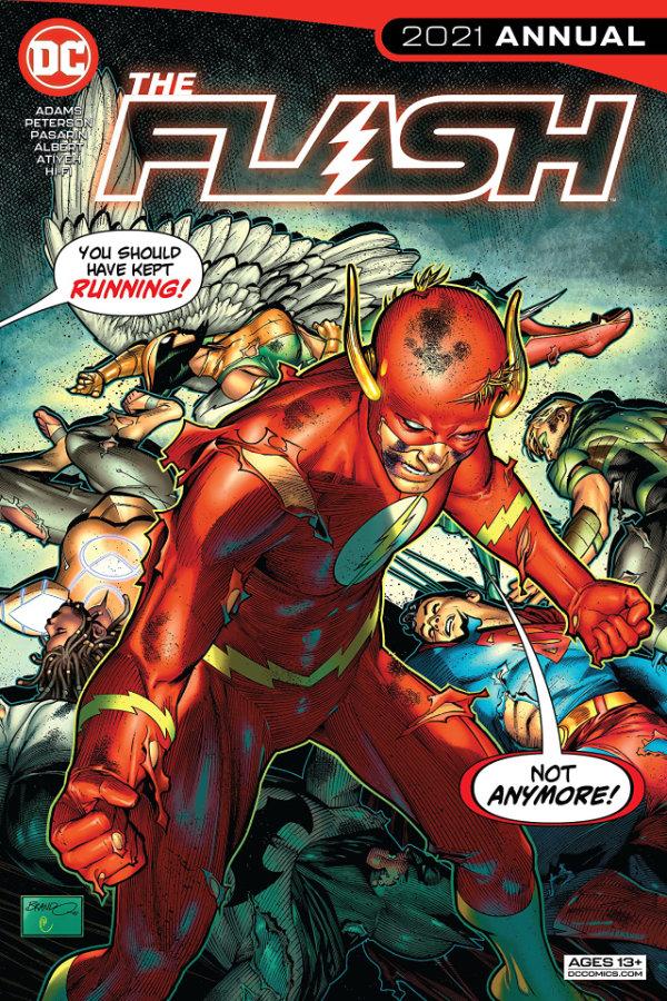 Flash 2021 Annual (2021) #1