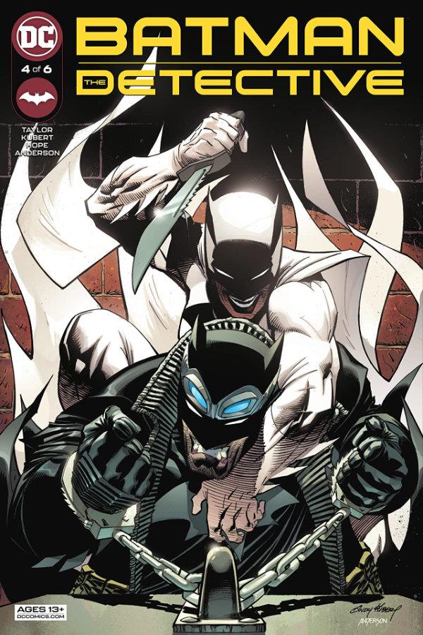 Batman: The Detective (2021-) #4