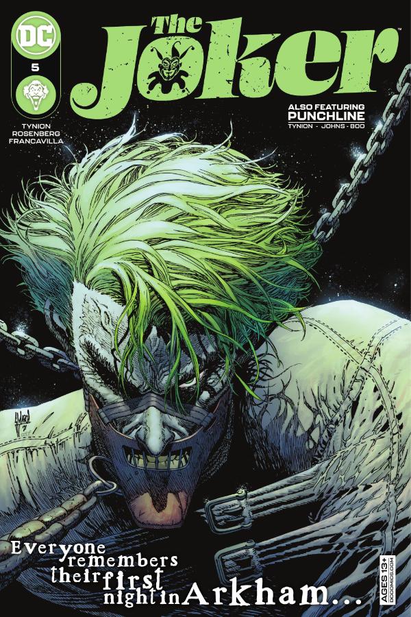 Joker (2021-) #5