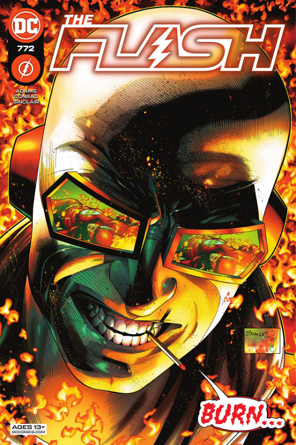 Flash (2016-) #772