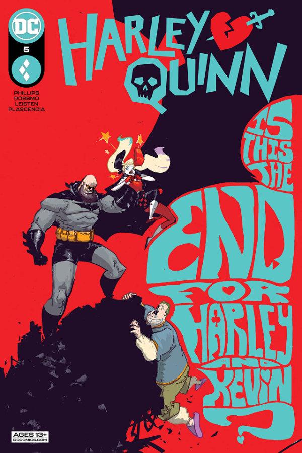 Harley Quinn (2021-) #5