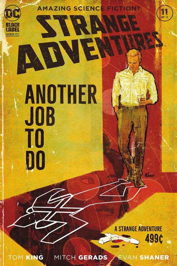 Strange Adventures (2020-) #11