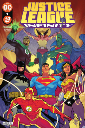 Justice League Infinity (2021-) #1