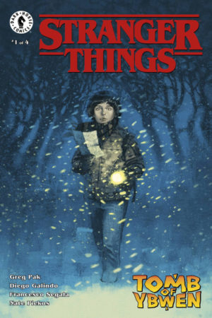 Stranger Things: Tomb of Ybwen #1