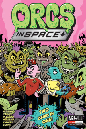Orcs in Space #1