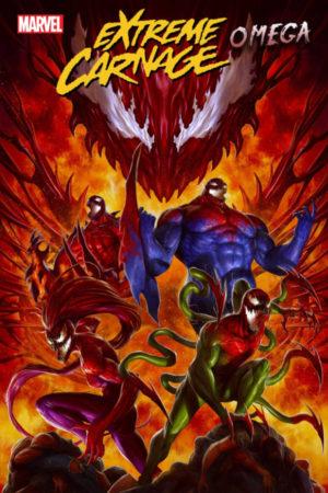 Extreme Carnage: Omega