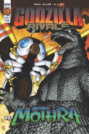 Godzilla: Rivals – Vs Mothra